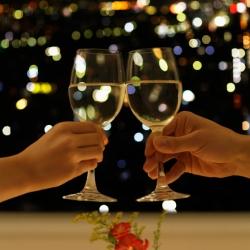 付き合いたてのカップルに最適!クリスマスサプライズ夜景デート