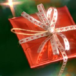 誕生日にプレゼント郵送すると見せかけて・・・サプライズ!