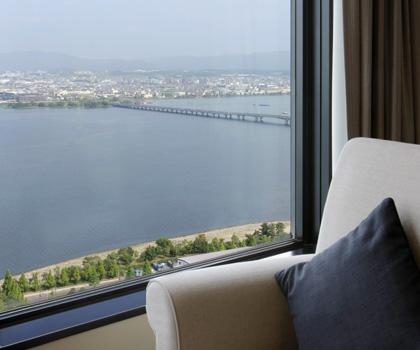 恋人の誕生日にお勧めのホテル「大津プリンスホテル」|滋賀県(大津)